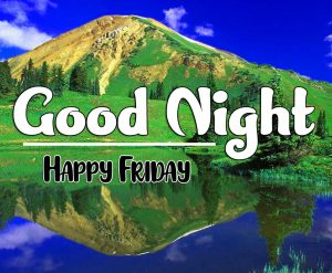 Latest Good Night Friday PIcs Wallpaper
