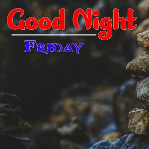 Latest Good Night Friday Photo Free