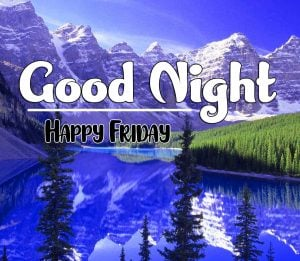 Latest Good Night Friday Photo Images