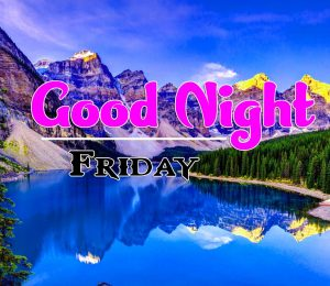 Latest Good Night Friday Pictures Images