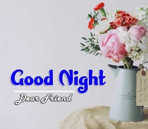 Latest Good Night Images For Friends Photo