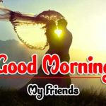 Love Couple Good Morning Wallpaper Free