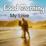 Love Couple Romantic Good Morning Images