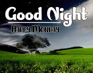 Nature free good night monday images Pics Download