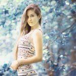 New Cute Stylish Girl Whatsapp Dp Photo Download
