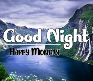 New Free Best Beautiful good night monday images Pics Download