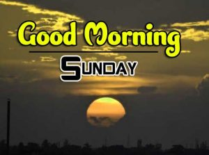 New Good Morning Sunday Photo Pics Hd
