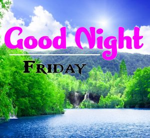 New Good Night Friday Photo Hd