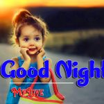 Good Night Images Pics With Cute Baby