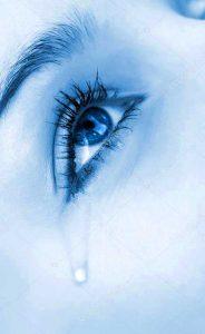 Nice Crying Eyes Whatsapp Dp Pics Images