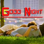 Romantic Good Night Wishes Wallpaper for Couple