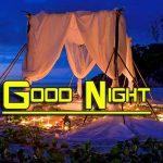 Romantic Good Night Wishes Photo Download