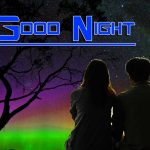 Romantic Good Night Wishes Photo for
