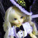 Sad Doll Profile Free Photo