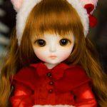 Sad Doll Profile Photo Free Download
