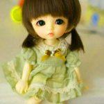 Sad Doll Profile Wallpaper
