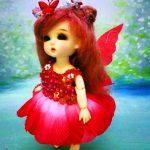 Sad Doll Profile hd Photo