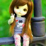 Sad Doll Whatsapp Dp Hd Photo