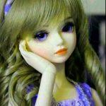 Sad Doll Whatsapp Dp Wallpaper