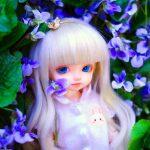 Sad Doll Whatsapp Dp Wallpaper Photo