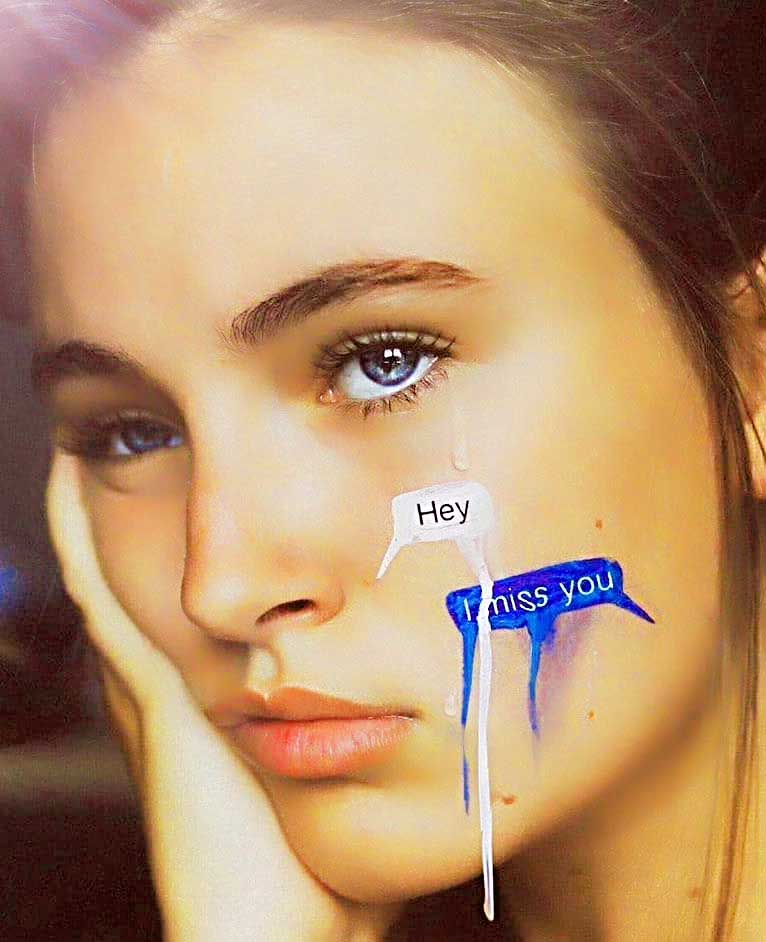 Sad Dp For Fb Photo wallpaper