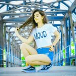 Stylish Girl Attitude Pictures Free