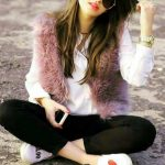 Stylish Girl Attitude Wallpaper hd