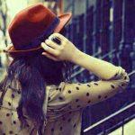 Stylish Girl Whatsapp Dp Pictures