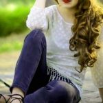 Stylish Girls Whatsapp DP Wallpaper for Facebook