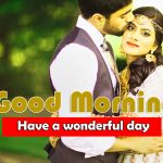 Sweet Beautiful Husband Wife Romantic Good Morning Images