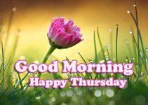 Thursday Good Morning Images