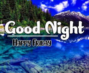 Top Good Night Friday Images