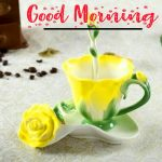 Yellow Flower Free Good Mornign Images Download