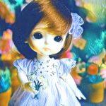 cute Sad Doll Whatsapp Dp Images