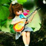 cute Sad Doll Whatsapp Dp Pics