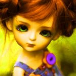 cute Sad Doll Whatsapp Dp Pics Photo