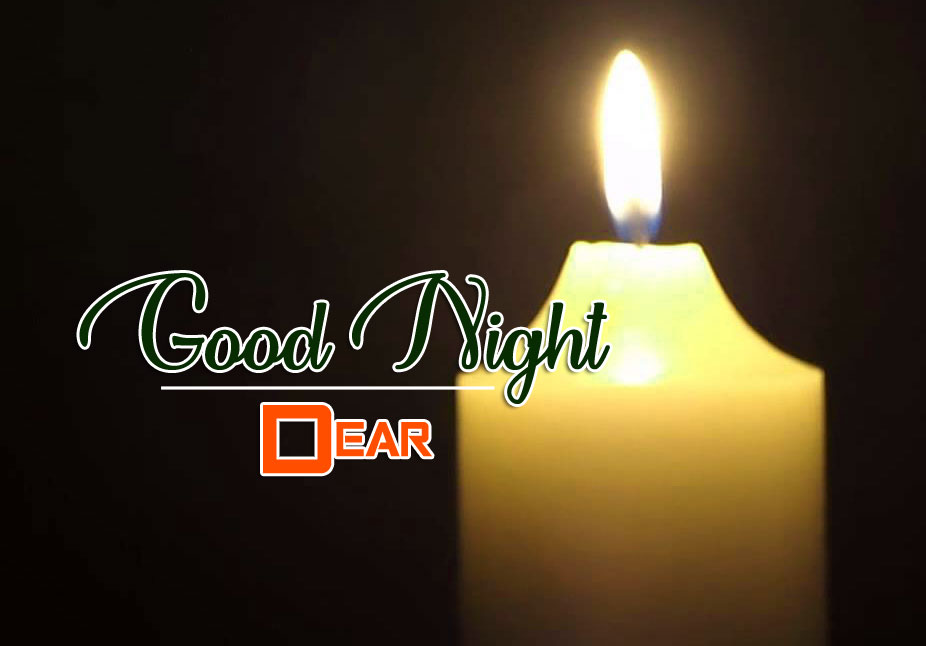 dear Good Night Images pics for Whatsapp