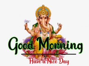 ganesha good morning images photo download