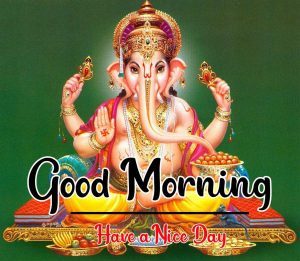 ganesha good morning images wallpaper photo download
