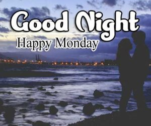 good night monday images