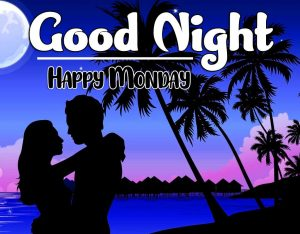 good night monday images Photo for Facebook Whatsapp