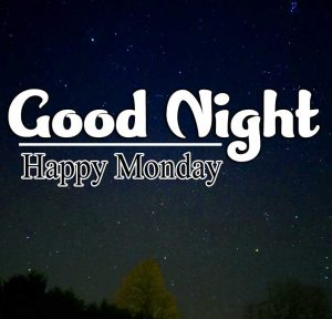 good night monday images Pic for Facebook