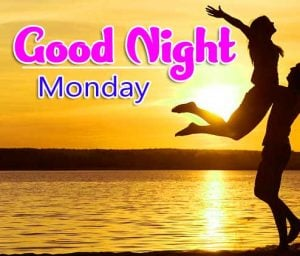 good night monday images Pics HD