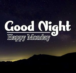 good night monday images Pics free Latest