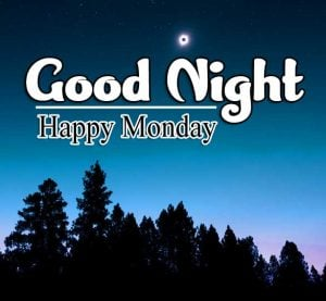 good night monday images Wallpaper Free New