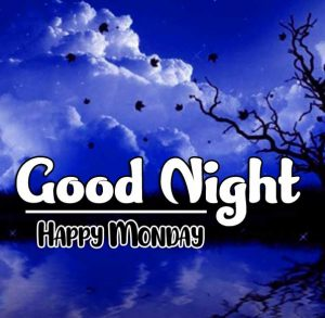 good night monday images Wallpaper New Download Free