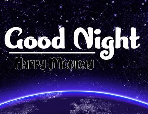 good night monday images Wallpaper for Whatsapp