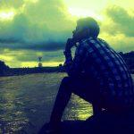 sad alone boy whatsapp dp Wallpaper Free