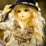 stylish Latest Doll Whatsapp Dp
