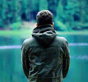 Alone Boy Free I Am Sad Dp Images pics Download